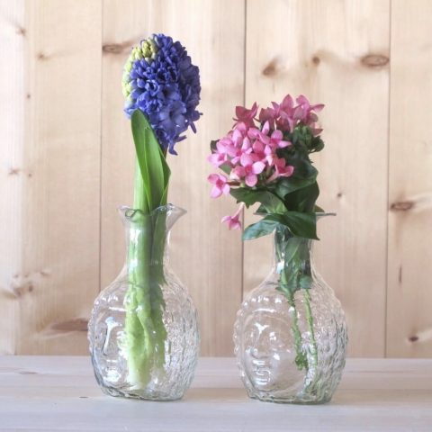 ancienne ambiance - la soufflerie djamal glass vase
