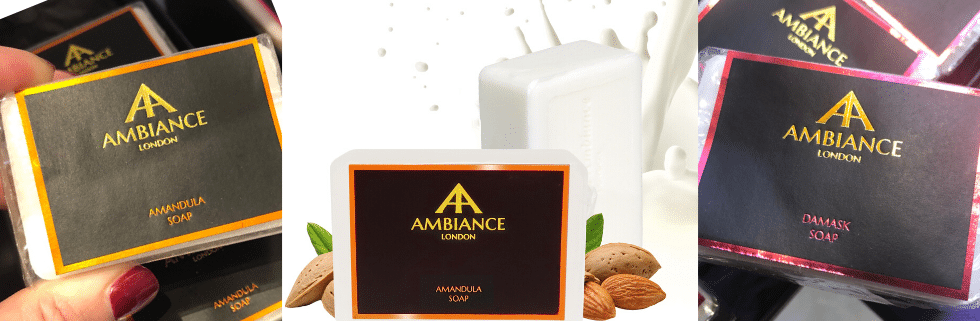 ancienne ambiance london soap - soap bars - luxury soap - the ambiance blog