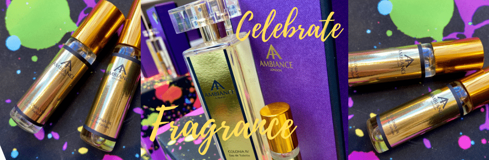 national fragrance week - fragrance day - ancienne ambiance london - ambiance blog