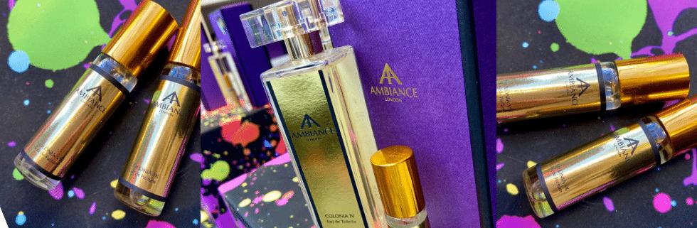 niche perfumes - ancienne ambiance niche perfumes - pocket perfumes
