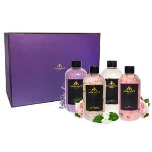 ancienne ambiance luxury bath salts gift set - luxury bath salts set gift - epsom salts