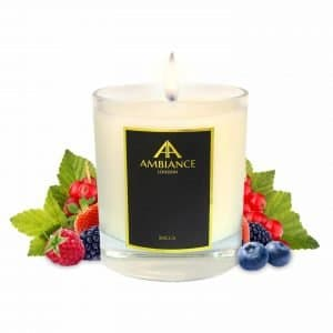 Bacca Berry Scented Candle