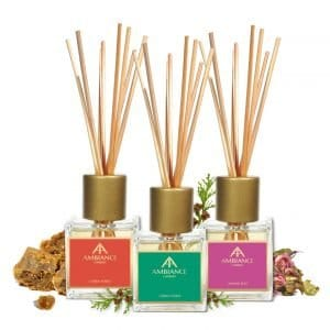Ancienne Ambiance Reed Diffusers - Wellbeing Refresh