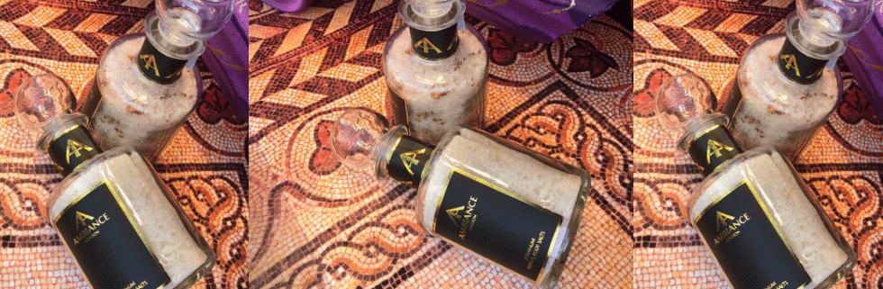 scent sational bath salts - immune boost soak - ancienne ambiance