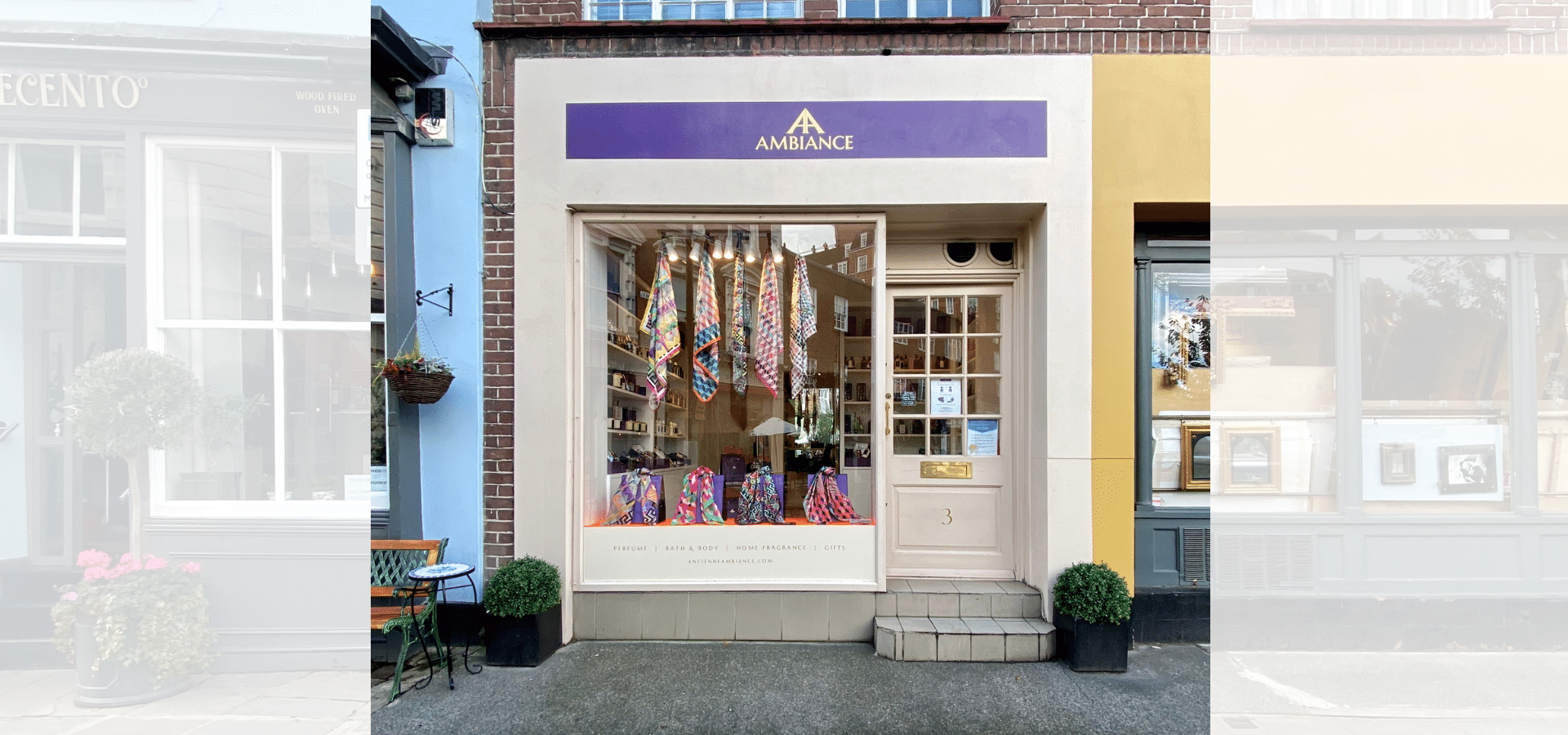 ancienne ambiance luxury boutique in the heart of chelsea