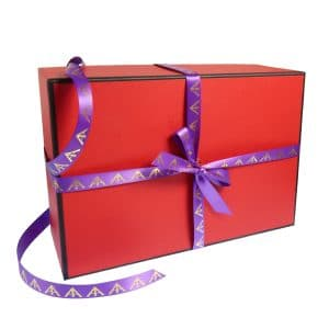 ancienne ambiance gift boxes - handcrafted limited edition red gift boxed sets