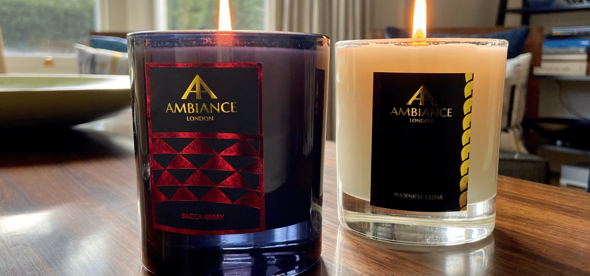 luxury scented candles - handpoured scented candles