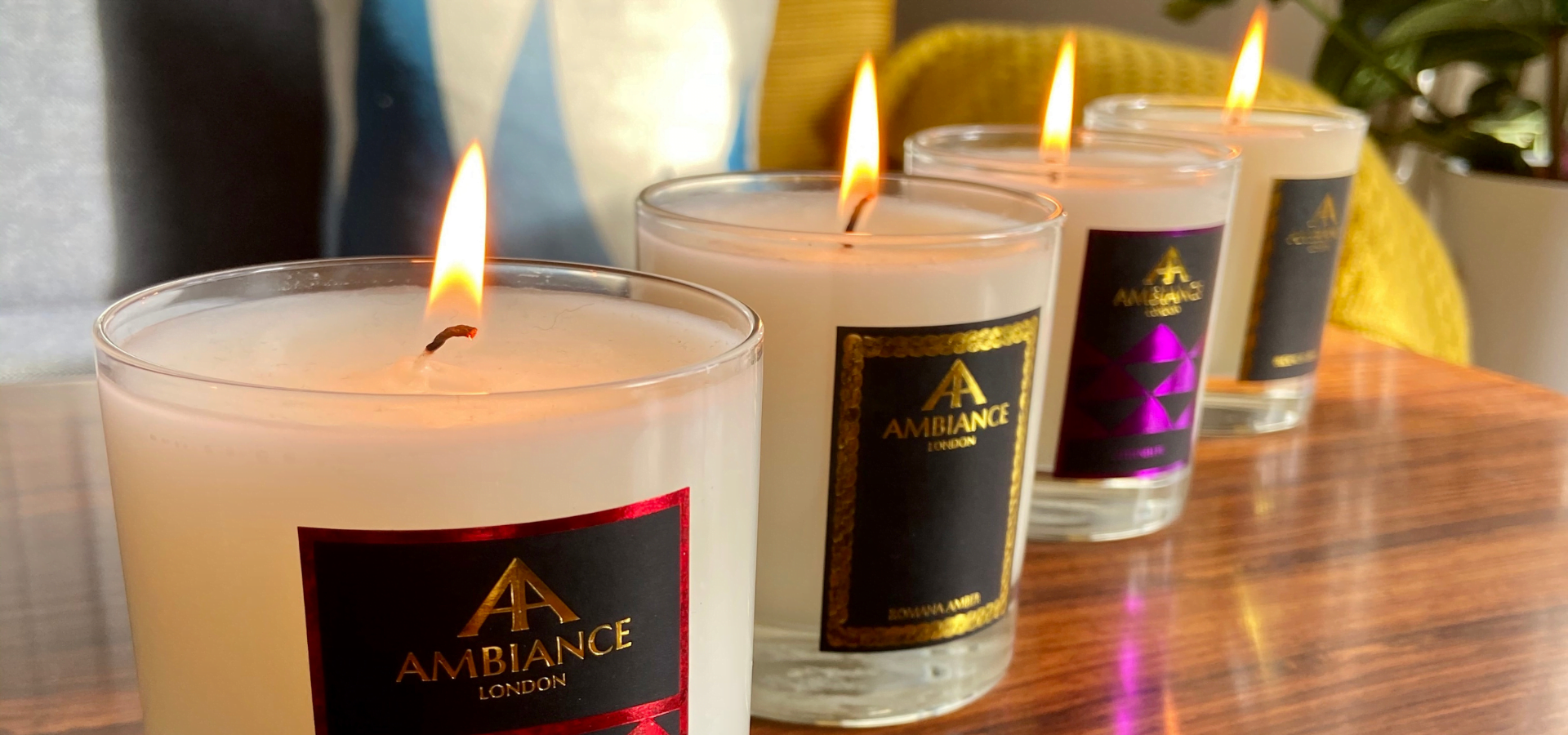 the best candles the scent your space - luxury scented candles - hand poured ancienne ambiance candles