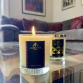 home candles - luxury scented candles - tuberose candle - ancienne ambiance
