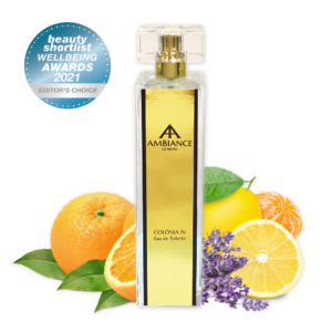 Beauty Shortlist Award Winner 2021 - Editors Choice : perfume ancienne ambiance london - colonia IV eau de toilette