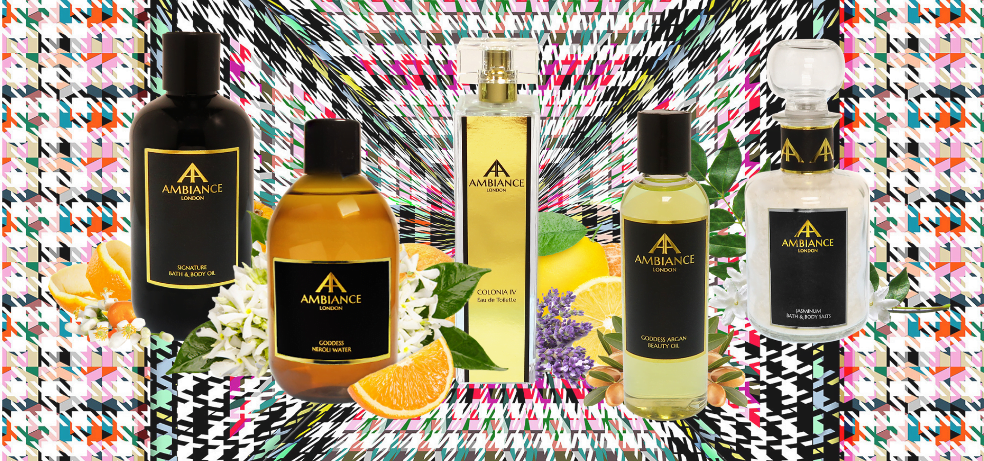 Reviving scents and skincare for Spring - Ancienne Ambiance top picks for spring