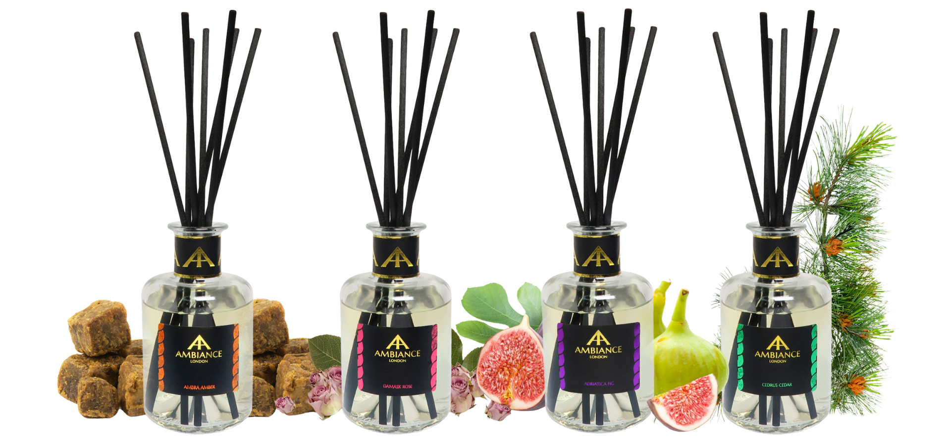 home fragrance diffusers - ancienne ambiance - luxury scents for the home