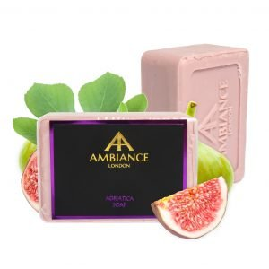 fig scented soap - fig soap - savon de marseille - ancienne ambiance fig soap