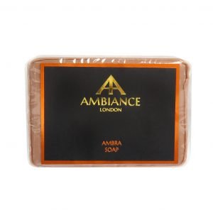 amber scented soap - amber soap - amber savon de marseille - ancienne ambiance soap