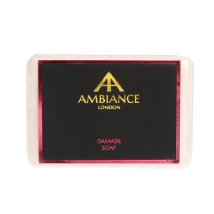 ancienne ambiance damask rose soap bar - luxury rose soap