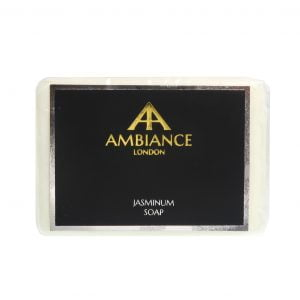 white soap bar - luxury jasmine soap - white jasmine soap bar - ancienne ambiance soaps