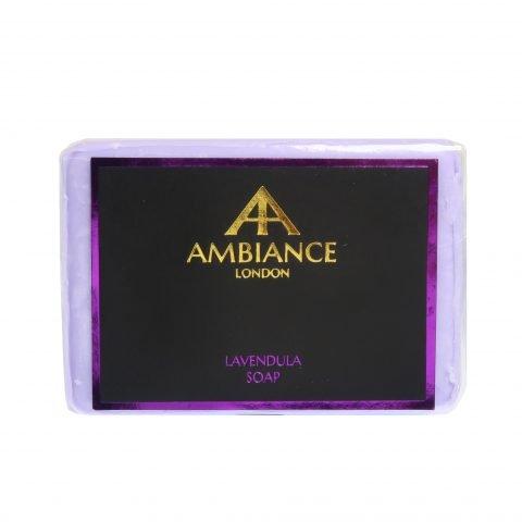 luxury lavender soap - lavender soap bar - ancienne ambiance soaps