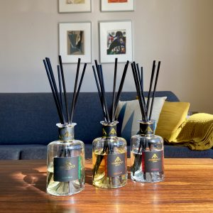 luxury home fragrance diffusers - ancienne ambiance - luxury scents for the home - luxury reed diffuser