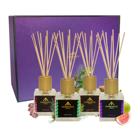 luxury home fragrance diffusers - ancienne ambiance home scents