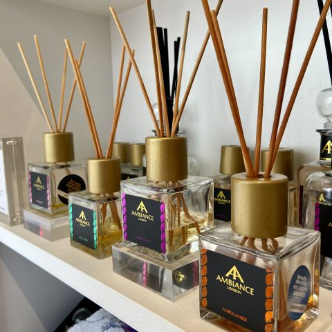 luxury home fragrance diffusers - ancienne ambiance