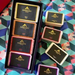 luxury soap set - build your soap set - ancienne ambiance soap set