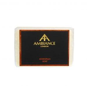 almond soap - almond milk soap - ancienne ambiance