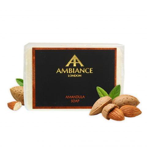 ancienne ambiance luxury soap bars - luxury almond soap bar - white luxury soap bar