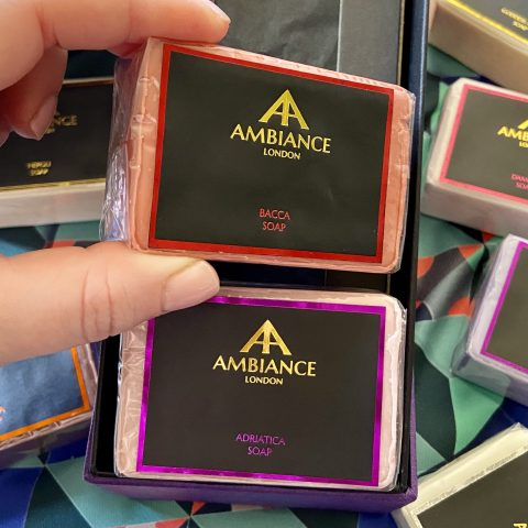 ancienne ambiance soaps - luxury soaps - soap set