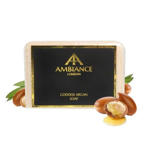 Ancienne Ambiance Goddess Argan Soap 100g - argan oil soap - luxury argan soap