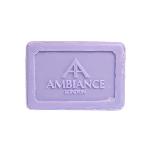 lavender soap - lavender soaps - lavender savon de marseille - ancienne ambiance lavender soap