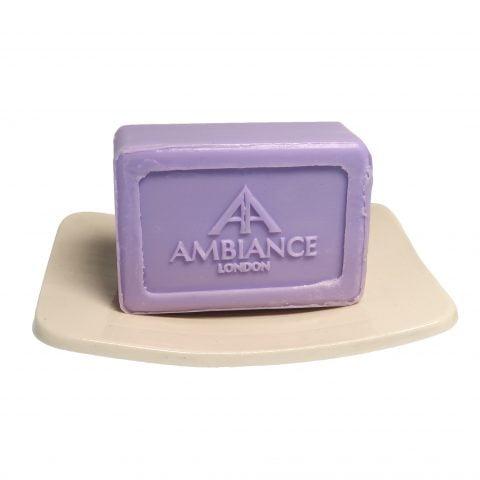 handcrafted ceramic soap dish - luxury ceramic soap dish - ancienne ambiance soap dish - soap plate - soap tray