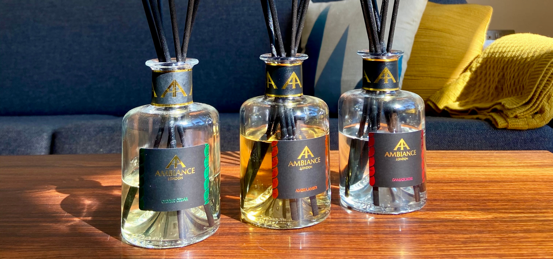 luxury reed diffusers - luxury home fragrance - reed diffuser sticks