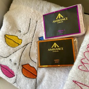 ancienne ambiance soaps - luxury soaps - soaps and towels