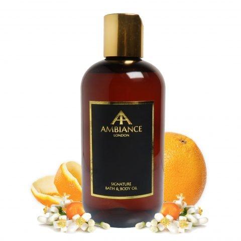 ancienne ambiance luxury detox bath oil