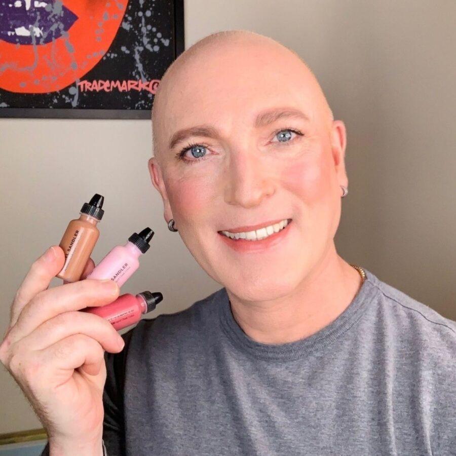 daniel sandler international makeup artist - watercolour blush - ancienne ambiance